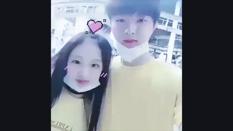 [PREDEBUT] IZONE Choi Yena with her brother Sungmin