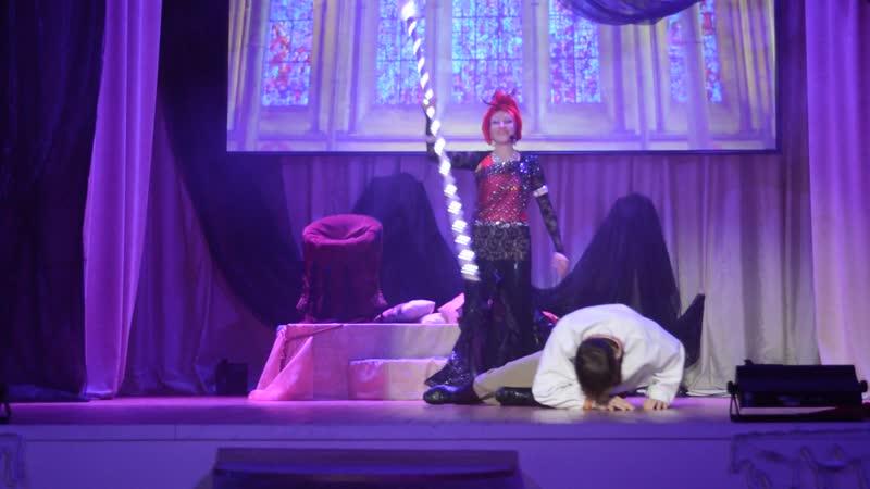 Новогодняя музыкальная сказка шоу Как Иван дурак Новый год спасал продолжение 2