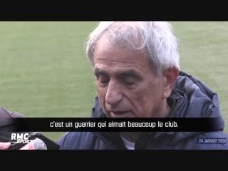 Nantes coach vahid halilhodzic fought back tears as he spoke of emiliano sala