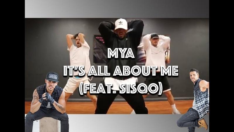 Mya - Its All Bout Me Choreography by Cedric Botelho