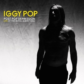 Iggy Pop альбом Post Pop Depression: Live At The Royal Albert Hall
