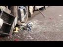 В Киеве на Кольцевой из за маршрутки столкнулись фура и грузовик пострадал мужчина