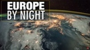 Europe By Night Earth From Space Nasa Time Lapse Video
