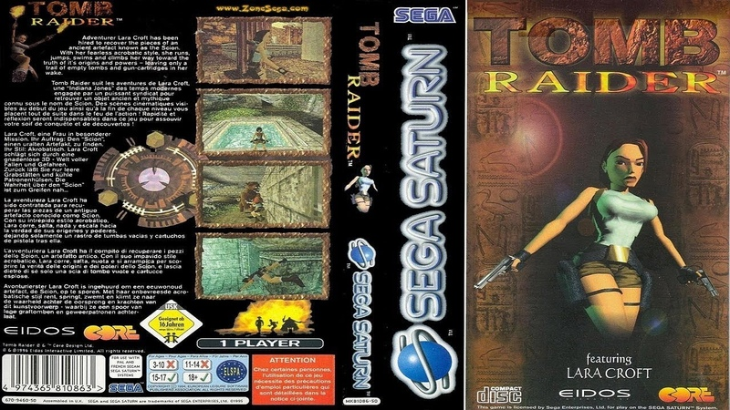 [SS/EUR] Tomb Raider (Beta Release) [1996.09.17] - Level 05: St. Francis' Folly
