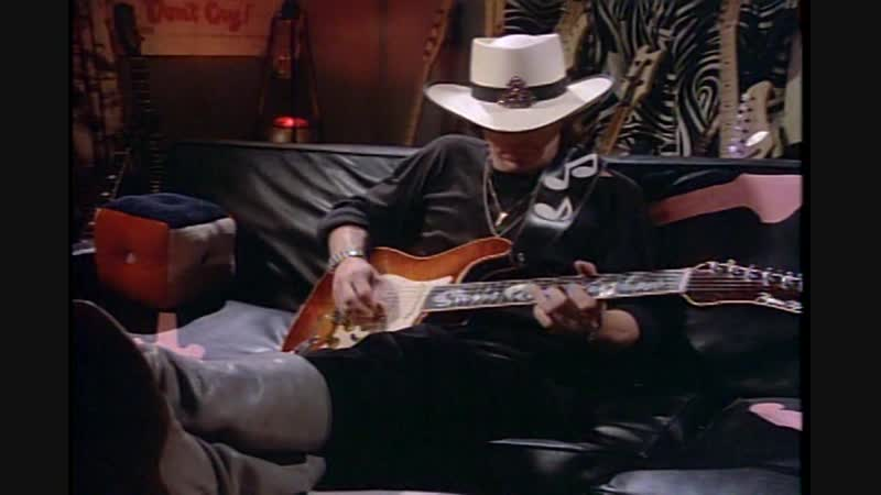 Stevie Ray Trouble - Cold Shot 1984
