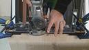 Настройка микроупоров Базы 7 2 для врезки карточных петель