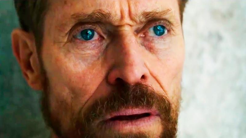 Ван Гог. На пороге вечности - трейлер (2018)