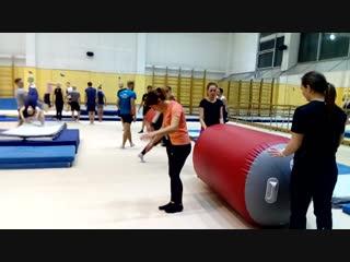 12 ноября, Акробатика в олимпийском