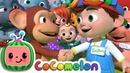 My Name Song | CoCoMelon Nursery Rhymes Kids Songs