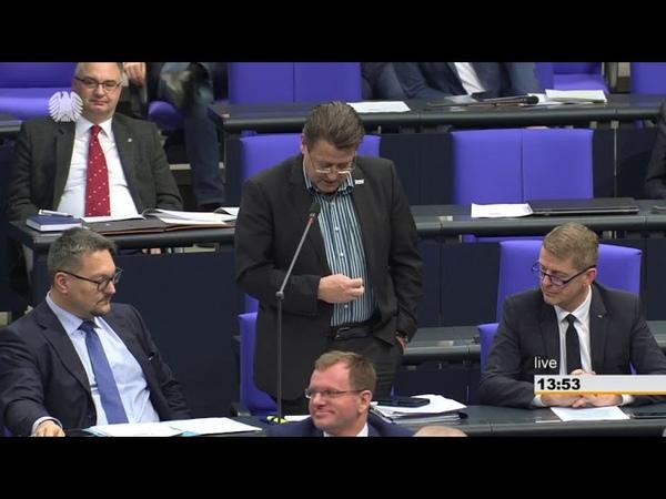 Stephan Brandner AfD zitiert Helmut Schmidt SPD Maas SPD zeigt das er Deutschland verrät