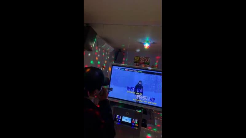 Lee JaeJin Dongyeon insta story 19.03.2019 (7)