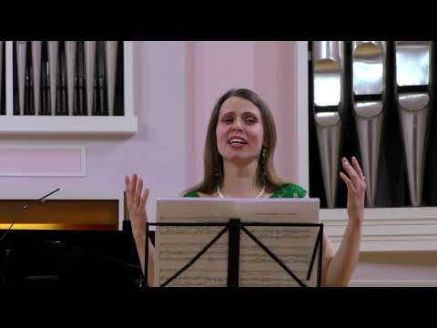 Клара Шуман Clara Schumann Six Songs op.13