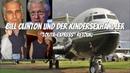 Bill Clinton und der Kindersexhändler: Lolita-Express retour!