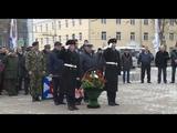 О чём вспоминали ветераны локальных конфликтов в 24-ю годовщину начала первой чеченской кампании