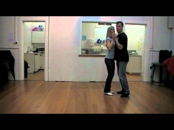 Balboa Special Series lesson 3 of 8 in and out - crossovers
