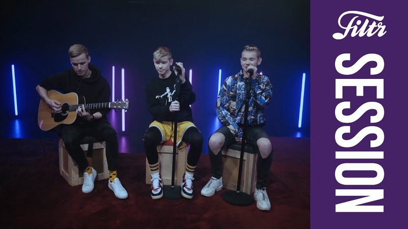Marcus and Martinus - One Flight Away (Filtr Acoustic Session)