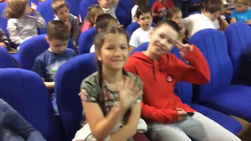 Конкурс «Дети о пожарных», начало