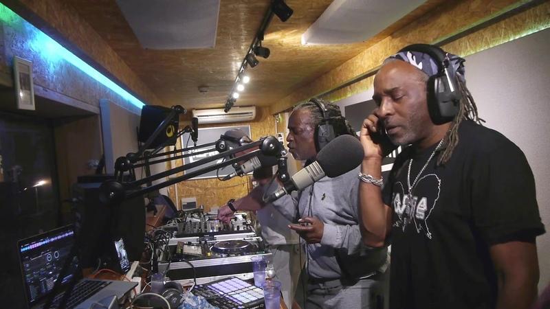 Ragga Twins with DJ Krucial (DNB)