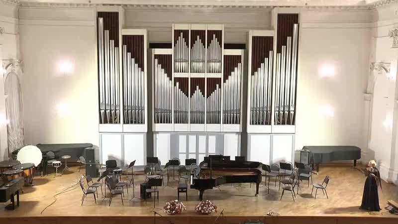 Клод Боллинг - Cюита для камерного оркестра и джазового трио