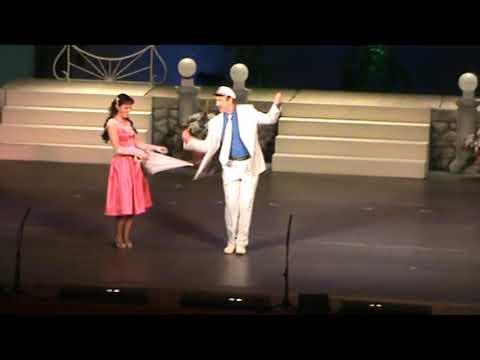 Владимир и Ольга Бекетовы - Дуэт Яшки и Ларисы (Белая Акация)
