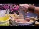 Master of pottery of the city of Donetsk. Tkachenko A.