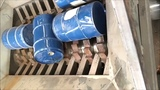 Daily shredding machine destroy PlywoodRopewheelchairDried chiliroot Bone...