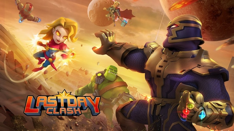 Lastday Clash Heroes Battles android game first look gameplay español