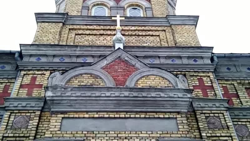 6.01.19.Апостольская Церковь Преображения в Пярну.