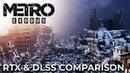 Metro Exodus – 4K RTX DLSS Analysis Frame Rate Test Graphics Comparison [sponsored]