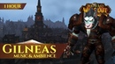 Gilneas - Music Ambience 1 hour, 4K, World of Warcraft Cataclysm