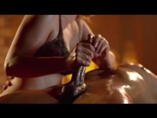 Spiritual release massage (oil penis hegre-art handjob boobs busty milf natural tits orgasm masturbation cumshot эротический мас