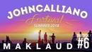 JohnCalliano Fest 2018 Новинки Maklaud Новинки кальянной индустрии