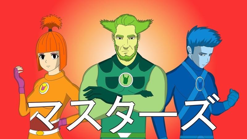 Фиксанутые веселые истории Фиксики в аниме