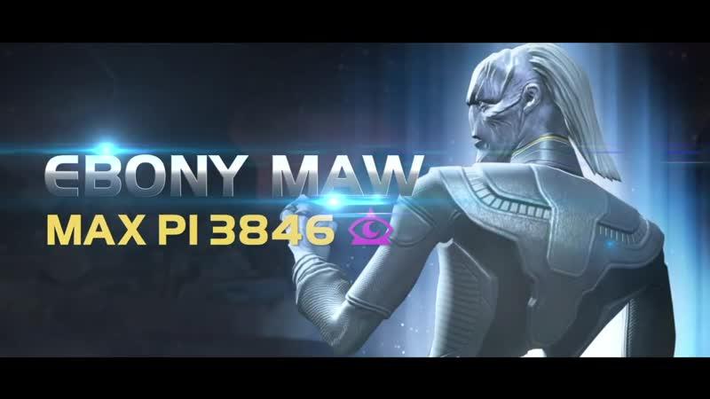 Новый герой Эбони Мо в игре MARVEL Битва чемпионов!