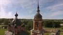Храм преподобного Тихона Луховского г Волгореченск Костромской области