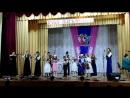 Элимдеки кемане Скрипка в моих руках в исполнении Ансамбля скрипачей Советской ДШИ рук Сервиназ Мустафаева конц Хатидже Гу