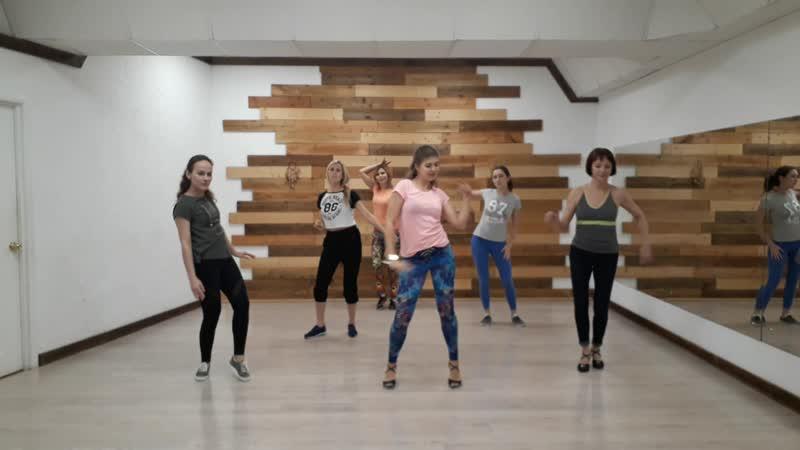 Bachata / Tatiana Oleskiv / Zoom Zoom Dance