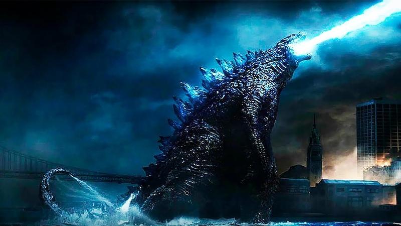 Годзилла 2: Король монстров (2, 2019) Русский трейлер HD | Godzilla: King of the Monsters