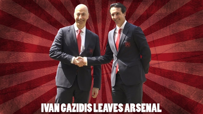 Ivan Gazidis Leaves Arsenal For AC Milan Raul Sanllehi Takes Over As Head Of Football