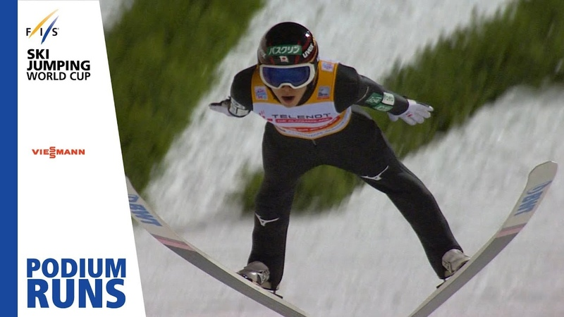 Ryoyu Kobayashi   Men's Large Hill 2   Nizhny Tagil   1st place   FIS Ski Jumping