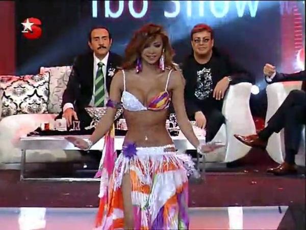 DIDEM 30 NOVEMBER 2009 BELLYDANCE TV SHOW