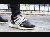 NIKE AIR PRESTO OFF WHITE WITH ON-FOOT REVIEW (C_O VIRGIL ABLOH)
