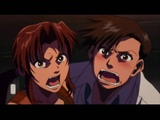Revy's drinking contest