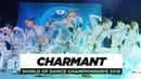 Charmant Team Division World of Dance Championships 2018 WODCHAMPS18