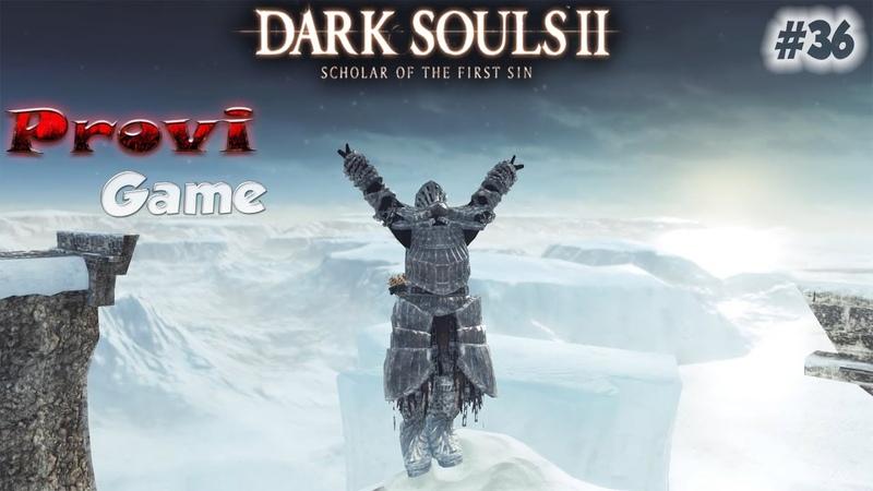 Dark Souls 2 Scholar Of The First Sin ► Зимушка зима ►36