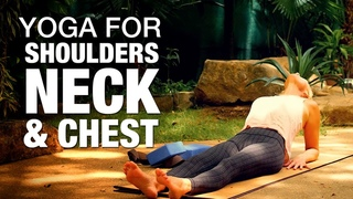 Yoga for Shoulders, Neck & Chest Class - Five Parks Yoga