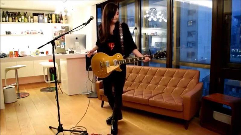 [吉他魂 x 于文文] Want You Back KELLY YU@Lights Up Studio FACEBOOK社團生為吉他人死為吉他魂特別企劃