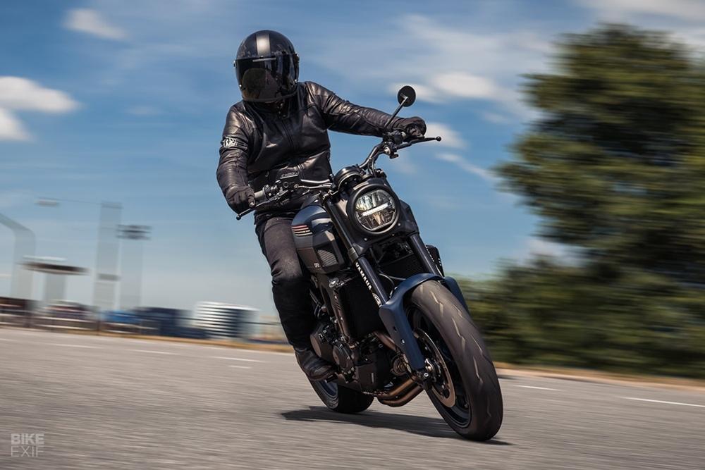 JvB-Moto: кастом Yamaha XSR900