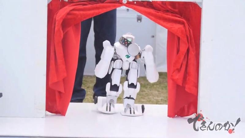 Лига роботов. Saaga VS Hauser
