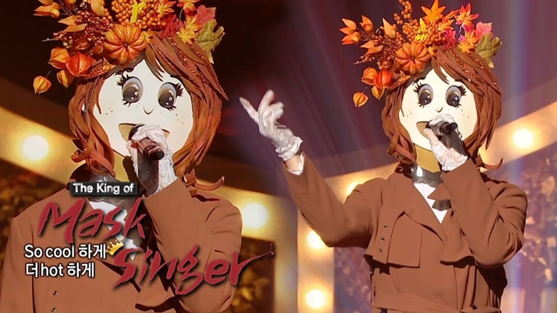 Is It HyunAs Song Red! [The King of Mask Singer Ep 172]